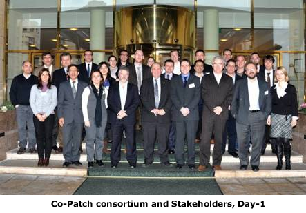 Co-Patch Consortium and Stakeholders, Day-1